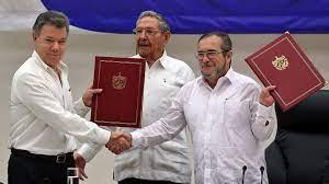 Tres éxitos y tres fracasos a tres años de la primera firma de la Paz en  Colombia - Infobae